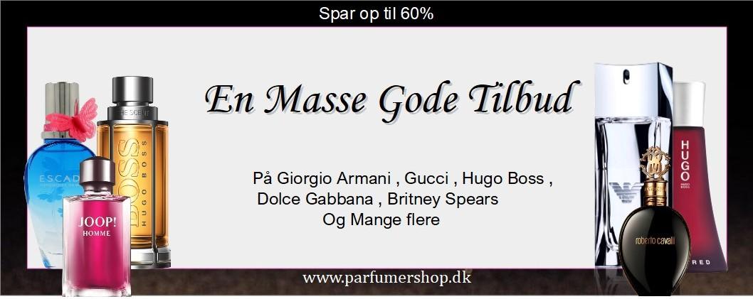 parfume shop tilbud gucci lacoste